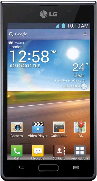 LG Optimus L7 доступен для предзаказа в России