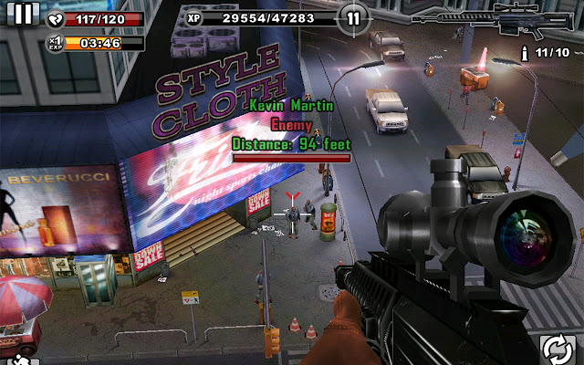 Contract Killer выйдет на Windows Phone