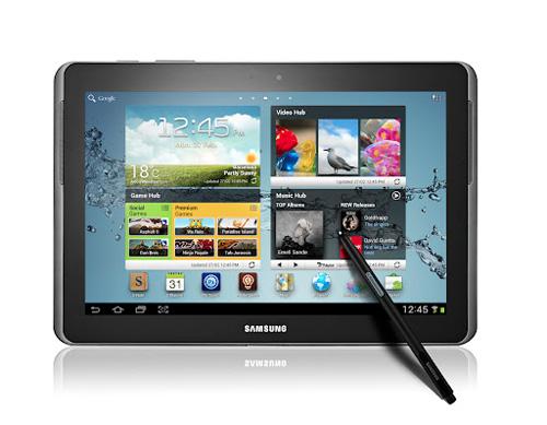 В сети появилось подтверждение существования 10-дюймового Samsung Galaxy Note