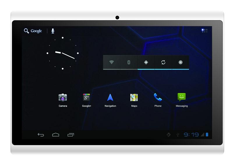 Digma iDs7 - легкий и недорогой планшет