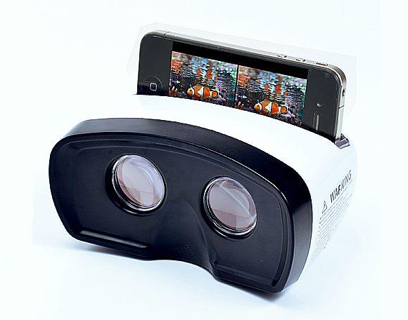 iPhone 3D viewer или просмотр видеозаписей в 3D