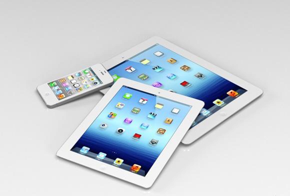 Будущий iPad Mini по толщине будет сопоставим с iPod touch