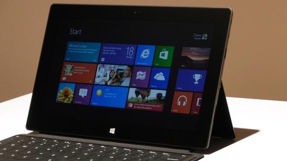 Мини-обзор нового планшета Surface от Microsoft
