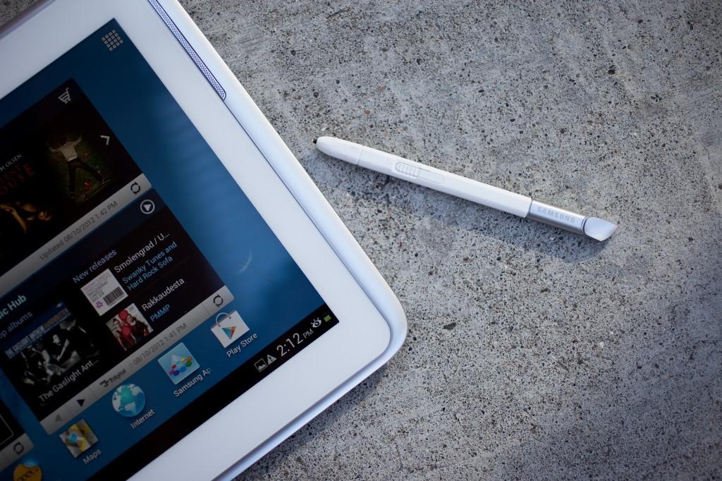 Часть 3. Детализированный обзор Samsung Galaxy Note 10.1