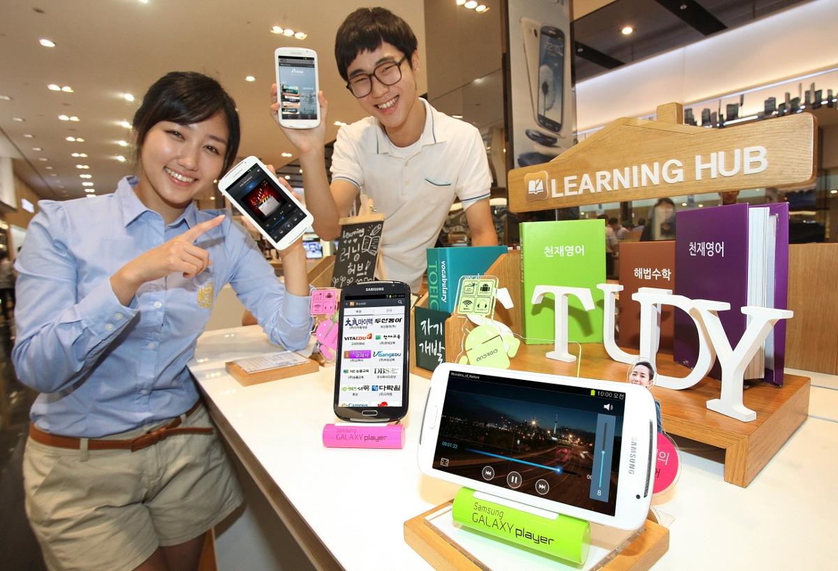 Анонс мультимедийного плеера Samsung Galaxy Player 5.8