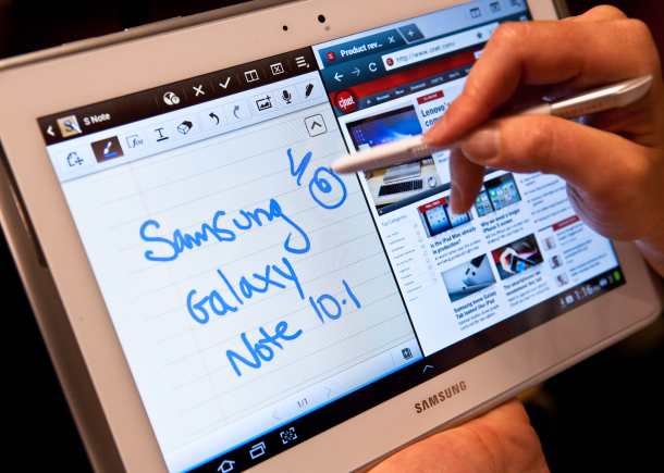 Часть 2. Детализированный обзор Samsung Galaxy Note 10.1