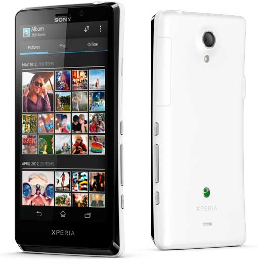 Три новых смартфона из линейки Sony Xperia