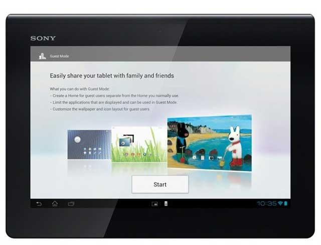 Планшет Sony Xperia Tablet S