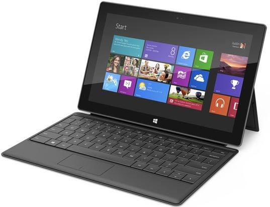Планшеты на Windows RT могут стоить $300