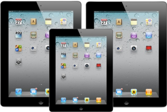 Поставки iPad mini уже идут полным ходом