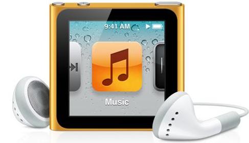 Новое поколение iPod nano может получить Wi-Fi модуль