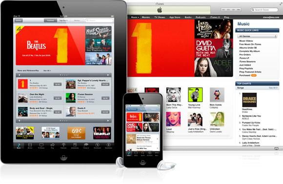 Возможное появление российского iTunes Store
