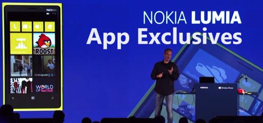 Несколько слов об эксклюзивных приложениях для смартфонов Nokia Lumia 820 и 920