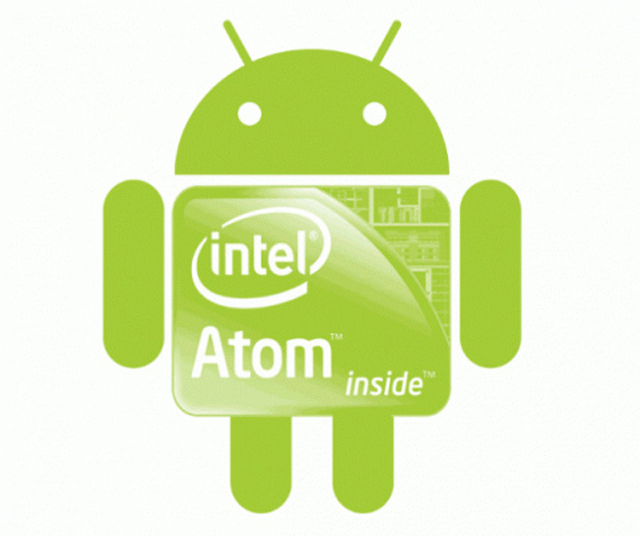 Смартфоны от Intel получат Google Android 4.1 Jelly Bean