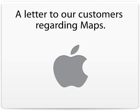 Глава Apple извинился за карты для iOS 6