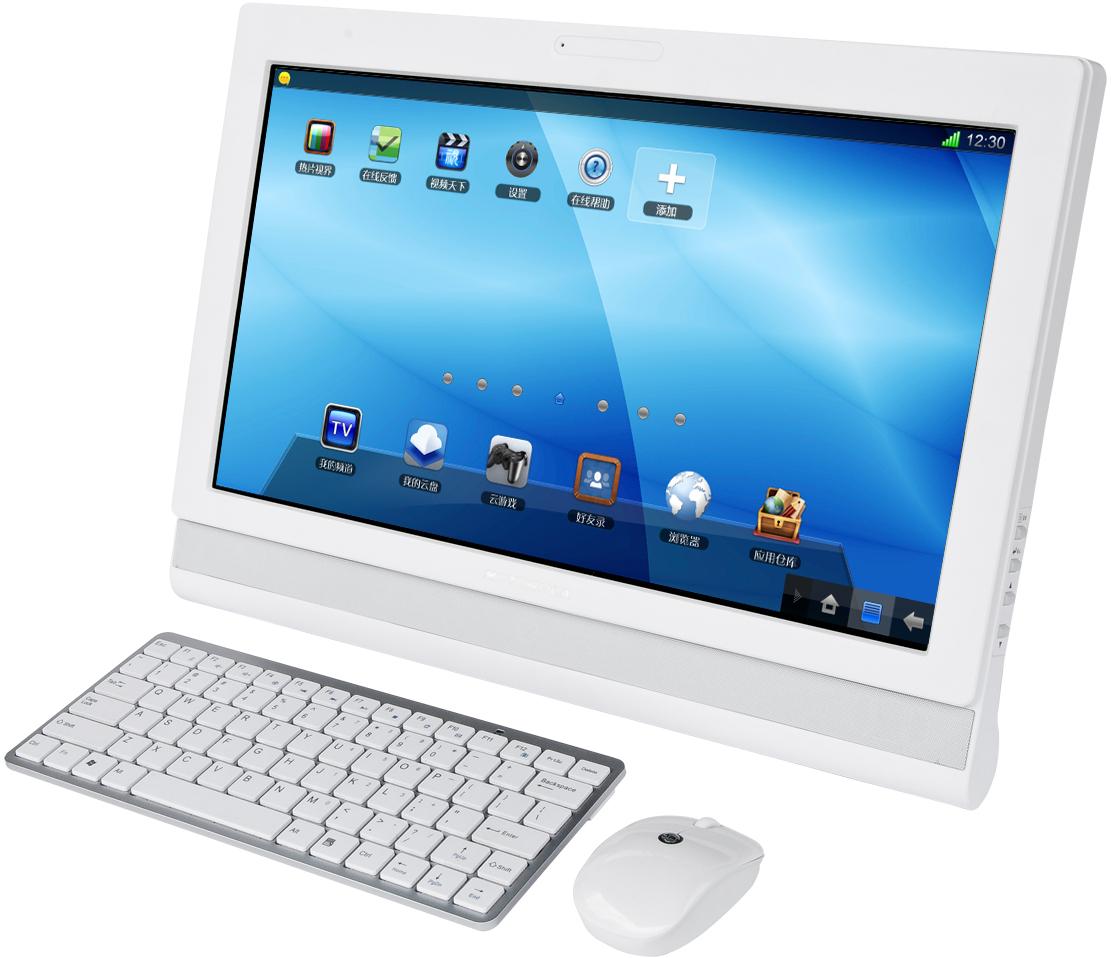 Motorola HMC3260 - планшет на Android с 18,5-дюймовым дисплеем