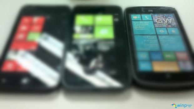 Компания ZTE готовит устройства на Windows Phone 8 и Windows RT
