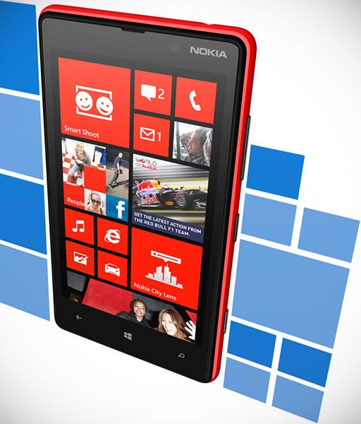 Представлены смартфоны Nokia Lumia 820 и Lumia 920