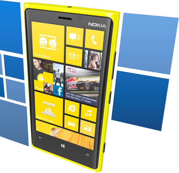 Обзор Nokia Lumia 920