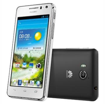 Huawei Ascend G 600 - мощный и недорогой смартфон на Android ICS