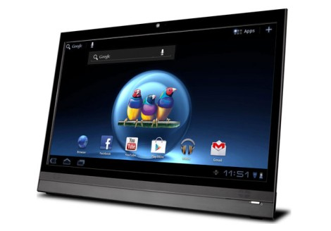 ViewSonic начинает продажи 22-дюймового планшета VSD220