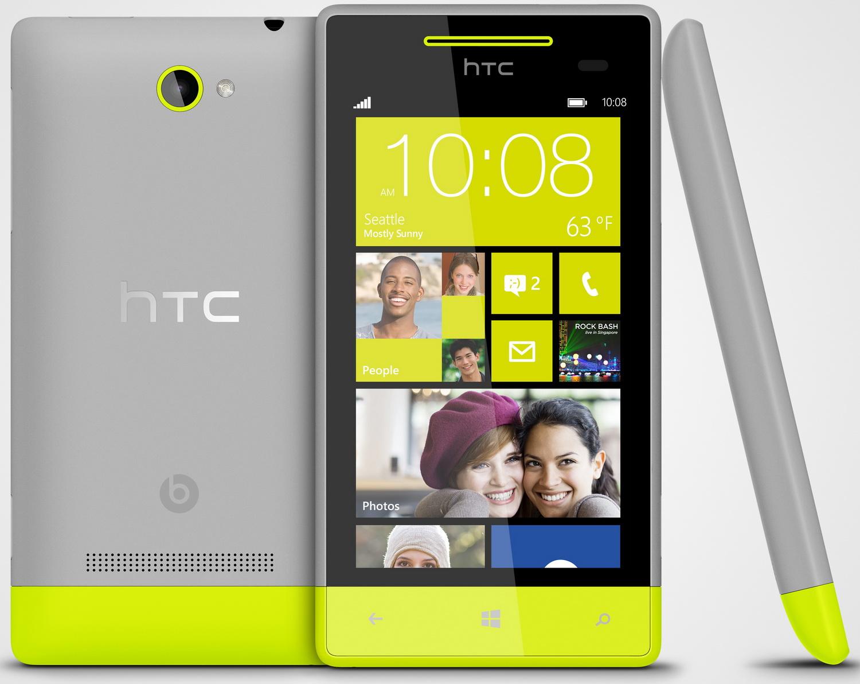 HTC 8S - второй смартфон HTC на Windows Phone 8