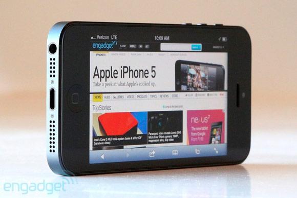 Первые видеообзоры iPhone 5