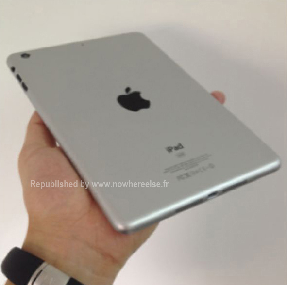 Foxconn и Pegatron начали поставлять первые партии iPad mini