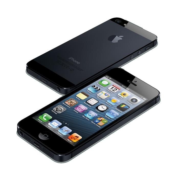 За первый уикенд было продано 5 миллионов iPhone 5