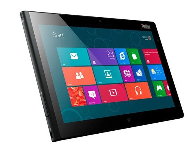 Названы цены и дата поступления в продажу Lenovo ThinkPad 2