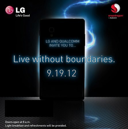 LG подготовила флагманский Android-смартфон