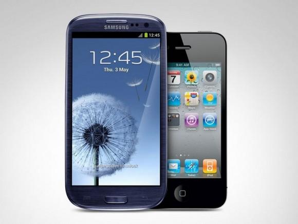 Продажи нового Samsung Galaxy S3 оказались на порядок выше пресловутого Apple iPhone
