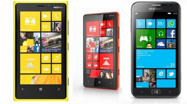 Стали известны европейские цены смартфонов на Windows Phone 8