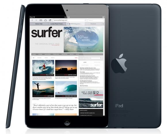 Apple представила iPad 4 и iPad mini