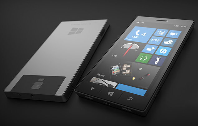 Microsoft готовит смартфоны Surface