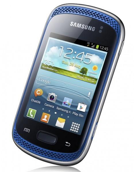 Samsung Galaxy Music представлен официально