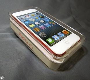 Начались продажи iPod Touch и iPod nano нового поколения