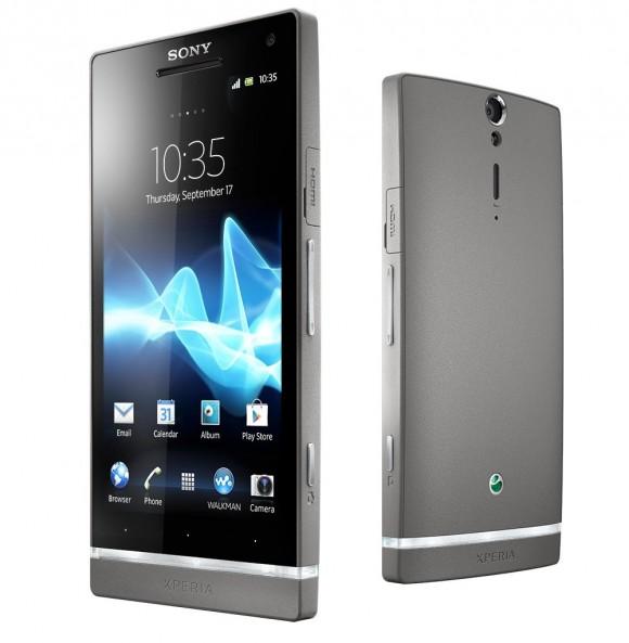 В России начинаются продажи Sony Xperia SL (LT26i)