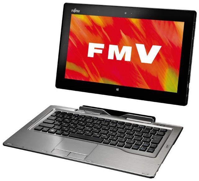 Fujitsu Stylistic QH77 - планшет на Windows 8