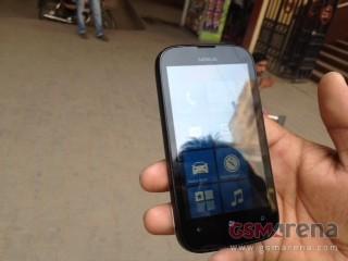 Фото и видео работающего Nokia Lumia 510 Glory