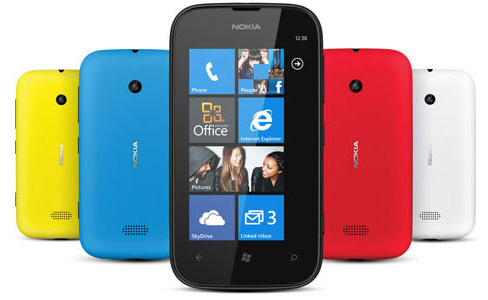Nokia представила Lumia 510 на Windows Phone 7.5
