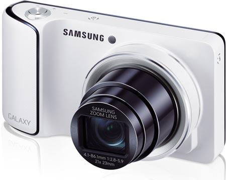 Предварительные заказы на Samsung Galaxy Camera