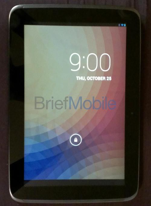 Фото и видео планшета Google Nexus 10