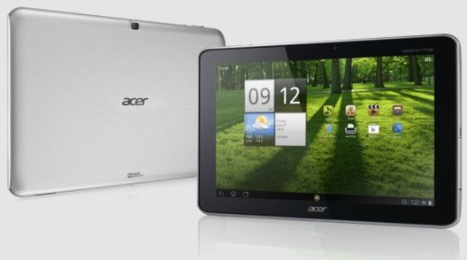 Планшеты Acer Iconia Tab A700/A701 получили Android 4.1 Jelly Bean
