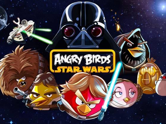 Angry Birds Star Wars выйдут 8 ноября