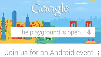 29 октября Google представит Android 4.2 и устройства Nexus