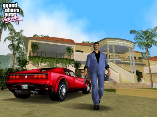 Анонс GTA: Vice City для iOS и Android