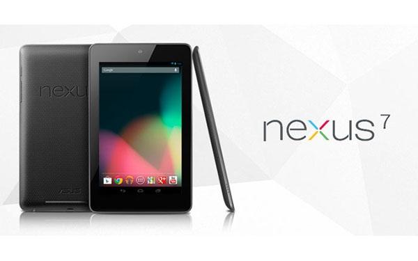 Начало официальных продаж Nexus 7 в России