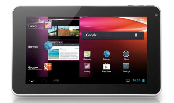 Alcatel OneTouch T10 - бюджетный планшет с Android 4.0 Ice Cream Sandwich