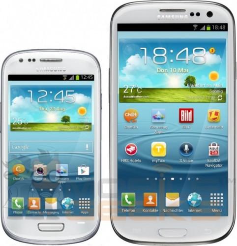 Анонс Galaxy S III mini. Первые характеристики и фото